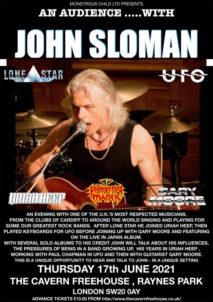 An Audience With... John Sloman